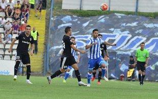 Astrele nu s-au aliniat pentru craioveni. CSU Craiova -  Astra 1-2. Şumudică a ieşit victorios după un gol marcat în prelungiri