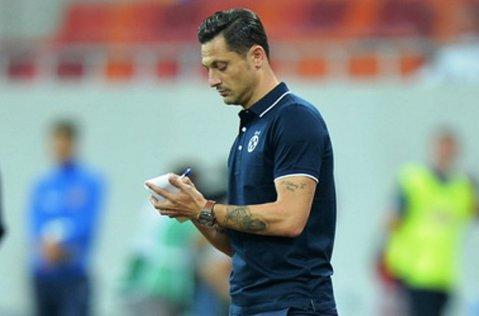 """Rădoi a pregătit meciul cu Partizan după raportul făcut de un fost antrenor al Stelei, trimis """"spion"""" la Belgrad"""