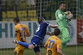 LIVESCORE | Chiajna - Petrolul 2-2. Gol fenomenal înscris de Serediuc. Marinescu egalează. Pecanha a apărat o lovitură de la 11 metri executată de Purece. Porret a fost eliminat. Autogol spectaculos al lui Benga