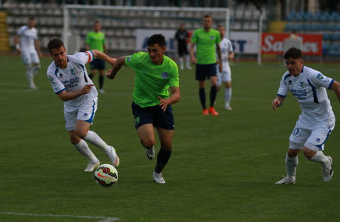 Pandurii - CSMS Iaşi 3-0. Mihai Roman, omul meciului: două goluri şi o pasă de gol pentru atacantul gorjenilor
