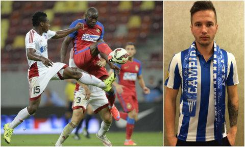 Taurul furios. Tade a adus victoria Stelei la Craiova după ce Dumitraş a făcut cadou un penalty fostei sale echipe! CS U Craiova - Steaua 1-2