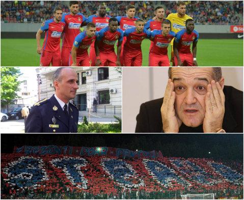 BREAKING NEWS | Talpan îi pregăteşte lovitura decisivă lui Becali. CSA a intentat un nou proces şi vrea să oblige societatea sub care activează echipa din Liga 1 să-şi modifice numele în Registrul Comerţului, la FRF şi LPF