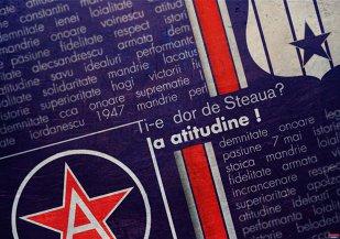 """""""Steaua e liberă, adevărul a ieşit la lumină!"""". Fanii roş-albaştrilor îşi clamează victoria în războiul cu Becali"""