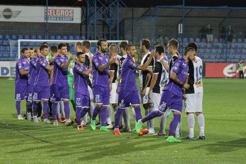 LIVE SCORE | ACS Poli - Concordia 1-0. Goga a deschis scorul