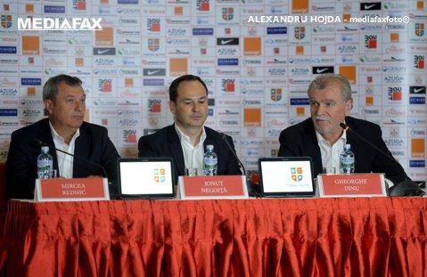 Ultima oră | Dinamo va avea un nou preşedinte după meciul cu Pandurii. Decizie surprinzătoare a lui Negoiţă: pe cine a convins