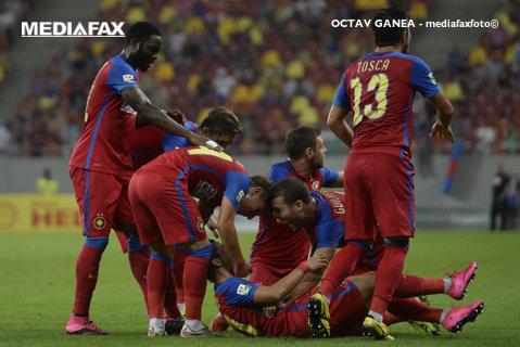 Steaua şi-a programat un meci amical în pauza prilejuită de meciurile naţionalei! Va juca în compania celor de la Al Ittihad Kalba