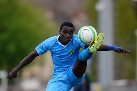 Echipa lui Napoli nu renunţă la Onduku. Nigerianul e aşteptat în această săptămână în Iaşi