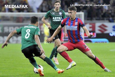 Încă un jucător a plecat de la Steaua. Grădinaru a fost împrumutat la Concordia Chiajna