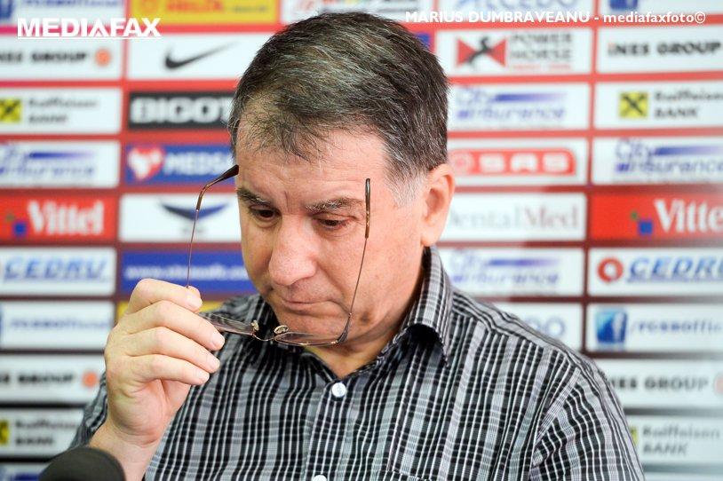 """Valeriu Argăseală le dă speranţe fanilor: """"Am avut ieri o întâlnire cu domnul Boroi. Sperăm că până în iarnă să se întâmple ceva spectaculos"""". Cei doi s-au întâlnit însă întâmplător, la o petrecere"""