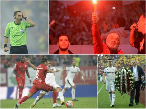 Şi cu Astra basta! Dinamo, învinsă pe propriul teren, în seara în care Naţional Arena s-a aprins pentru Unicul Căpitan. Cerniauskas în repriza secundă: 5 parade şi o gafă! Şumudică, regizorul perfect