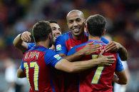 La două puncte distanţă de Astra, la ani lumină de un fotbal bun. Chipciu şi Tahar au adus victoria steliştilor la Iaşi. CSMS - Steaua 1-2