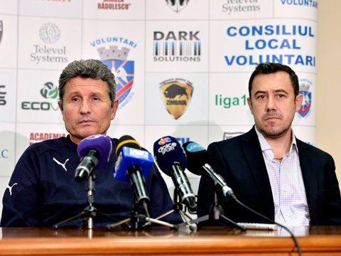 Mulţescu, prezentat oficial la FC Voluntari. Declaraţie surprizătoare despre meciul pierdut de Voluntari în faţa Stelei. Ce obiectiv are noul antrenor al ilfovenilor