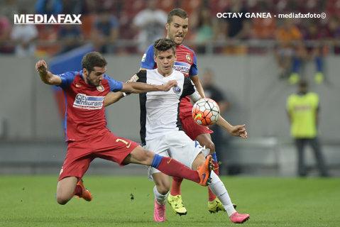 Steaua a pierdut meciul amical cu Viitorul! Chiţu a marcat singurul gol al partidei