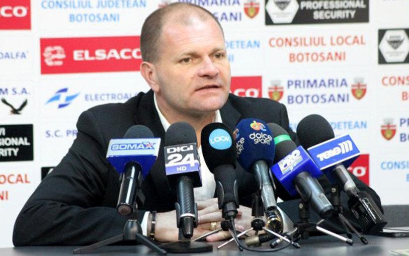 """FC Botoşani a renunţat la unul dintre cei mai importanţi jucători: """"Evoluţiile lui nu au fost la nivelul aşteptărilor noastre"""""""