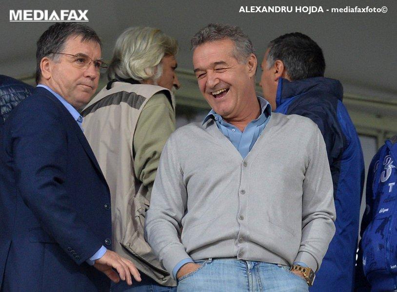 """Telefonul primit de un conducător important din Liga 1 de la Gigi Becali: """"Tată, nu e ceva de vânzare?"""" Răspunsul a venit IMEDIAT"""