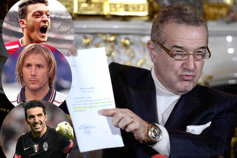 Becali a descoperit o nouă perlă la Steaua: i-a prelungit contractul cu o clauză de reziliere de 50 de milioane €! Ce super jucători au atins acest preţ în istorie