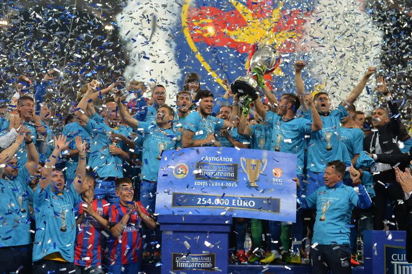Steaua Bucureşti, cea mai bună echipă din România în 2015! Echipa lui Becali e pe locul 83. Doar Astra a mai prins TOP 100