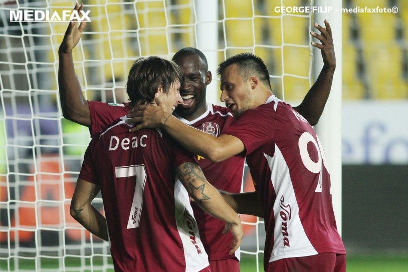 EXCLUSIV | Dinamo loveşte pe piaţa transferurilor. Rednic aduce un atacant care a mai jucat la Astra şi la CFR Cluj
