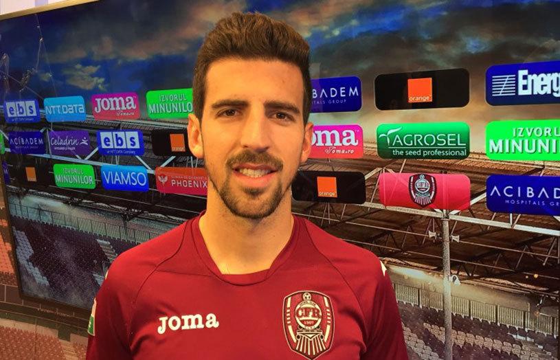 OFICIAL | Primul transfer făcut de CFR Cluj. Fosta campioană a luat un jucător care a evoluat pentru Deportivo La Coruna
