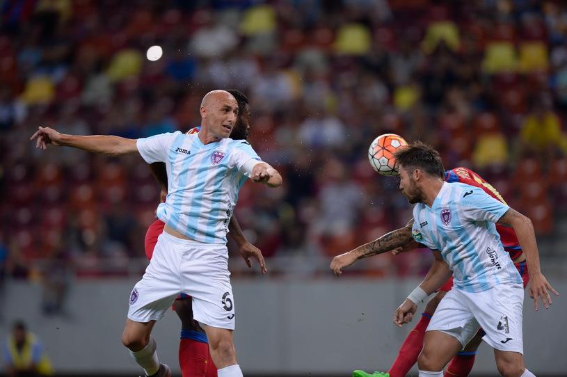 ASA, al doilea amical fără Mutu. Ţucudean a marcat primul gol pentru mureşeni, în victoria, 3-2 cu Sepahan, locul 9 din Iran