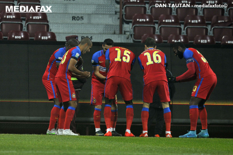 EXCLUSIV | FC Voluntari a luat patru jucători de la Steaua: cine pleacă la gruparea ilfoveană