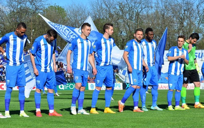 CSU Craiova, campioana driblingurilor după 23 de etape din Liga 1