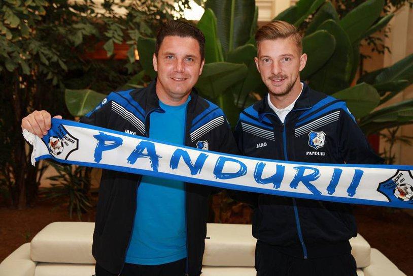 FOTO | Pandurii îşi face echipă de titlu: Liviu Antal a fost împrumutat de la Hapoel Tel Aviv