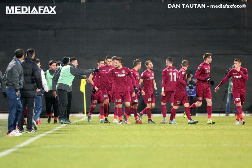 CFR Cluj - FC UFA 0-2, într-un amical jucat în Cipru. Formaţia lui Conceicao, la a treia înfrângere în patru meciuri