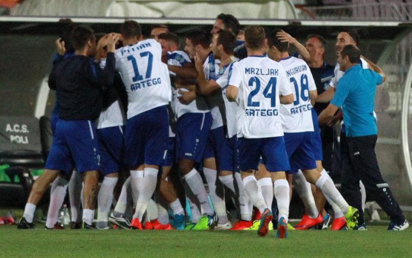 Pandurii - Dinamo Moscova, scor 2-2. Liviu Antal a marcat la debut. Echipa folosită de Edward Iordănescu
