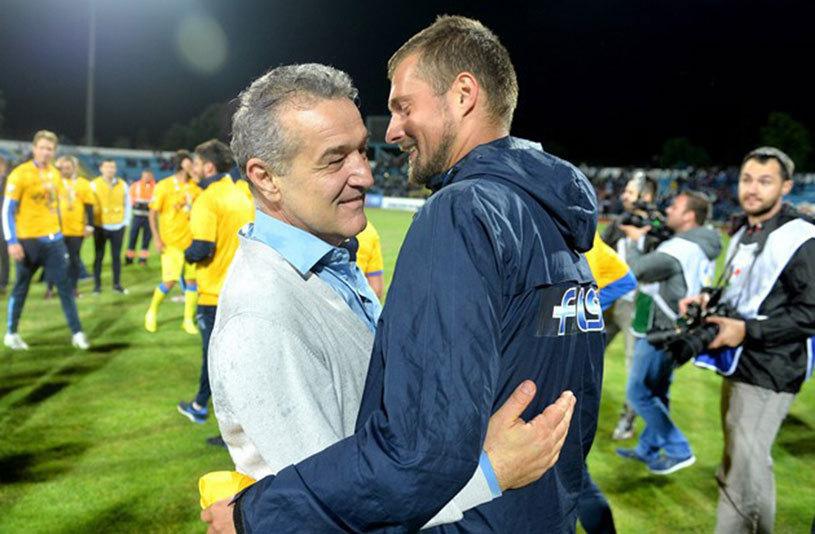 Gabi Tamaş îşi negociază revenirea la Steaua. Când ar putea fi anunţat oficial