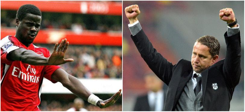 """EXCLUSIV Reghecampf vrea doi superjucători. Agentul lui Eboue confirmă: """"Emmanuel îşi doreşte să joace la un club mare ca Steaua"""""""