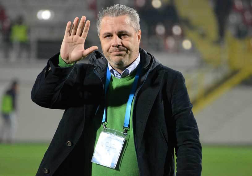 Astra Giurgiu - Korona Kielce, scor 0-0, într-un meci amical. Şumudică nu s-a putut baza pe 10 jucători