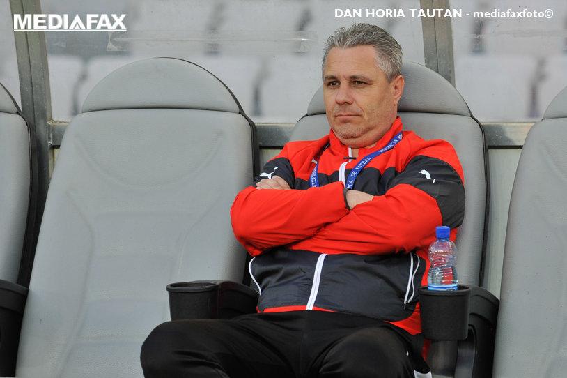 """""""Am jucat DEGEABA până acum!"""" Propunerea lui Şumudică, refuzată. Ce avantaj ar fi vrut pentru Astra, dacă termina sezonul regulat pe locul 1"""