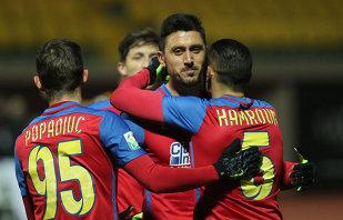 Tommy, scoate punguţele! Steaua - Djurgardens 2-2, după un meci în care campioana a început bine, dar a picat fizic pe final