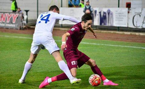 FC Botoşani - FC Slovacko 1-2, într-un amical din Antalya