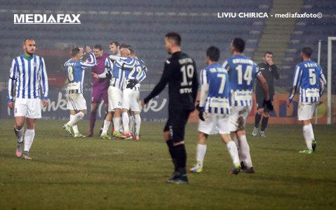 CSMS Iaşi - FC Vozdovac 0-0, într-un amical în Antalya