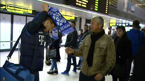 """""""Mândru că sunt oltean!"""" """"Mesajul"""" lui Andrei Ivan pentru Steaua. Gestul făcut de atacant la revenirea în ţară. FOTO"""
