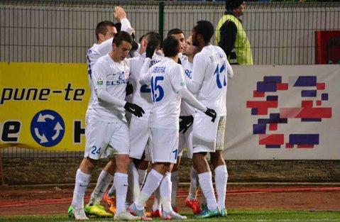 FC Botoşani – MFK Ruzomberok 1-1, în ultimul meci din stagiul de pregătire din Antalya