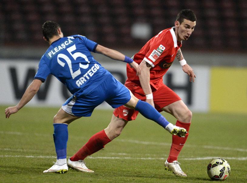 Gordan Bunoza e jucătorul Pandurilor! Fostul fundaş al lui Dinamo a trecut vizita medicală şi a semnat până la finalul sezonului următor