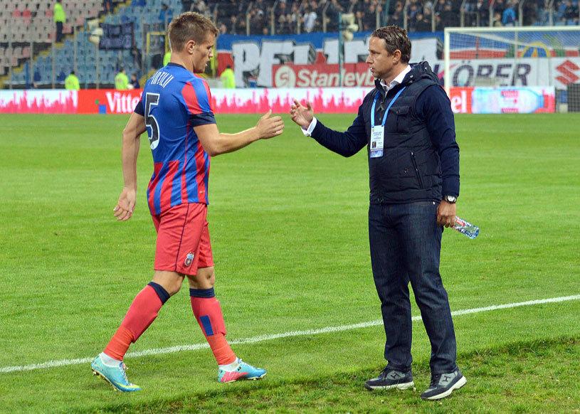 """Mihai Pintilii, noul căpitan al Stelei: """"O să vedeţi atitudinea lui pe teren!"""""""