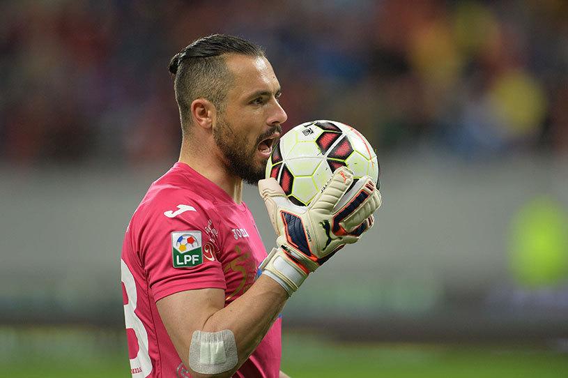 """Stăncioiu a răbufnit la finalul meciului cu Pandurii: """"Să-mi arătaţi câte penalty-uri de genul ăsta se dau în fotbalul european!"""" Reacţia incredibilă a lui Balaj când i s-au cerut explicaţii"""