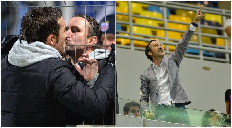 Reghecampf şi Neubert au reacţionat imediat după ce Mihai Stoica a fost eliberat. Ce mesaje au postat pe Facebook. FOTO | Steaua a făcut deja o adresă oficială pentru a-l reangaja