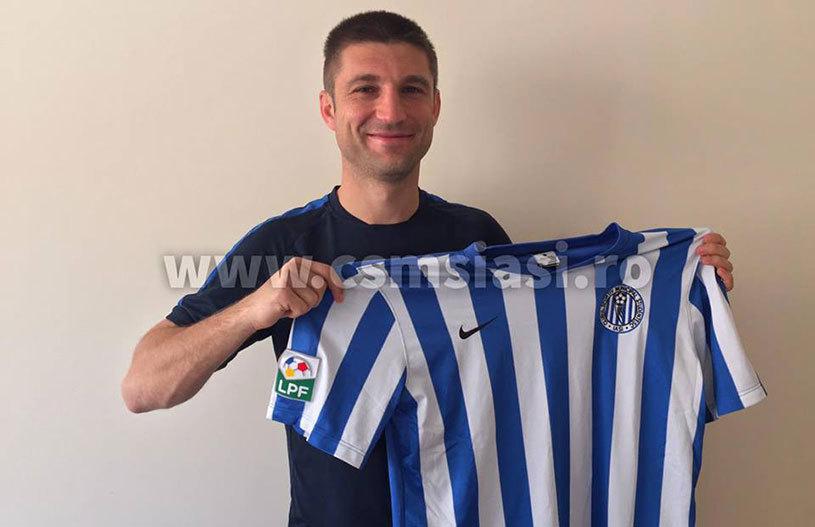 """Andrei Cristea a revenit în Liga 1 cu ambiţii serioase: """"Suntem aproape să obţinem o performanţă istorică"""""""