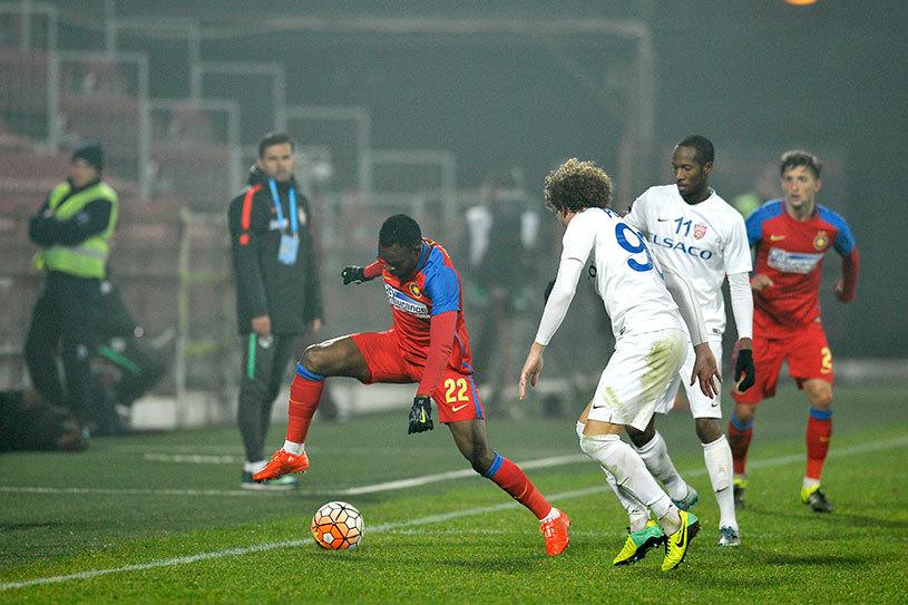 Alcenat a ajuns la un acord cu FC Voluntari: va juca sub formă de împrumut la echipa lui Ganea