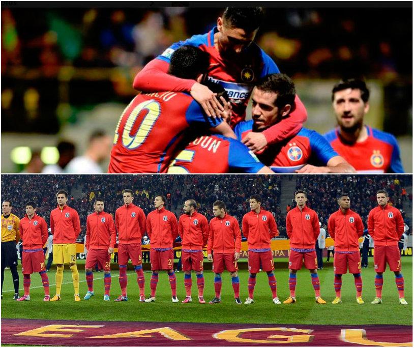 """Becali: """"N-am avut niciodată o echipă atât de valoroasă!"""" Steaua 2016, faţă în faţă cu echipa din primul mandat al lui Reghe!"""