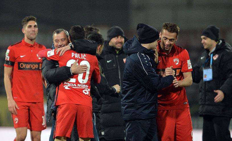 Va fi anul lui Dinamo? Trei argumente care le dau jucătorilor lui Mircea Rednic dreptul să viseze frumos