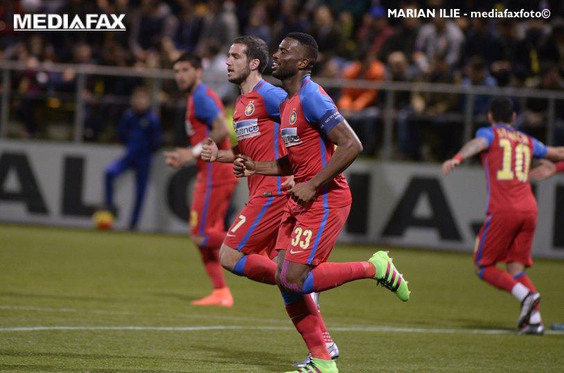 Varela va lipsi din echipa lui Reghecampf la meciul cu FC Voluntari. FOTO | Cum se recuperează căpitanul Stelei şi când va reveni pe teren