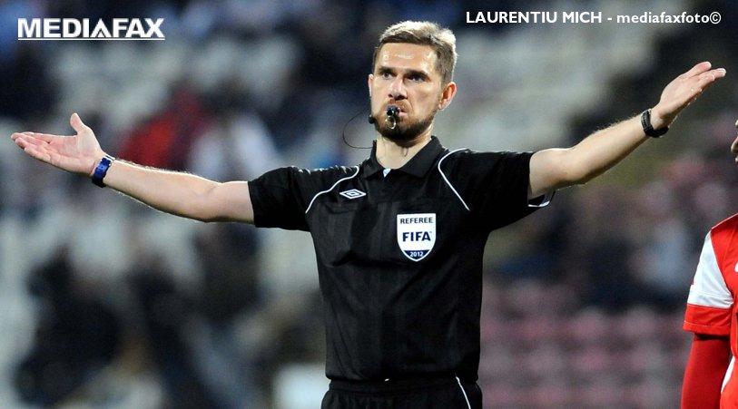 """Avem o dilemă: îl răstignim sau nu pe Tudor? Ştucan, despre cum procedează fotbalul românesc cu un arbitru care sesizează un """"blat"""""""
