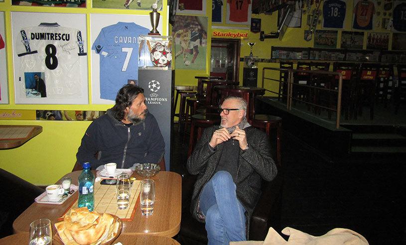 """Stefano Tacconi, mesaj pentru Nicolo Napoli, fostul său coleg de la Juventus: """"Sper să ajungă în play-off!"""""""