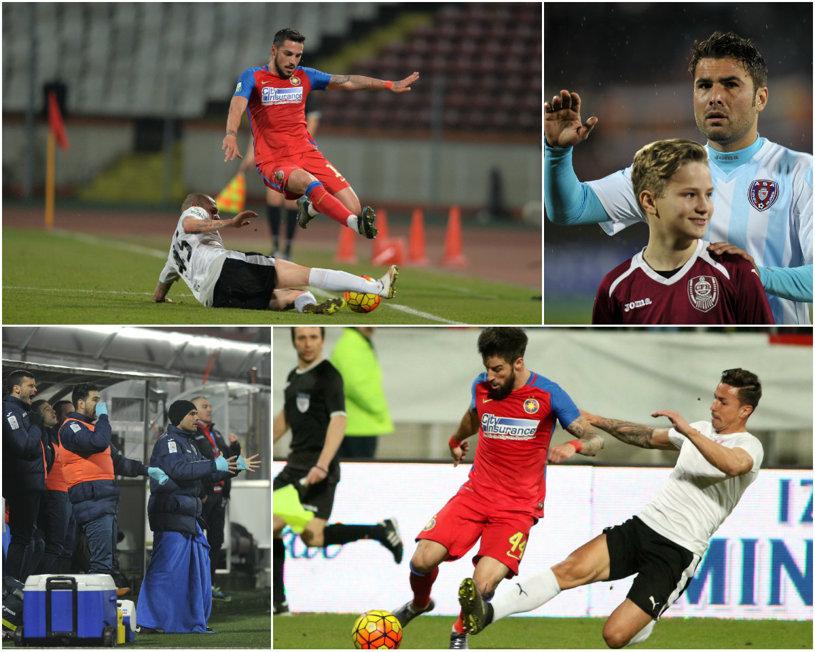 LIVE BLOG | Steaua - CSMS Iaşi 1-1 şi ASA Tg. Mureş - FC Botoşani 1-0. Mutu va antrena în playoff, ieşenii ratează dramatic calificarea